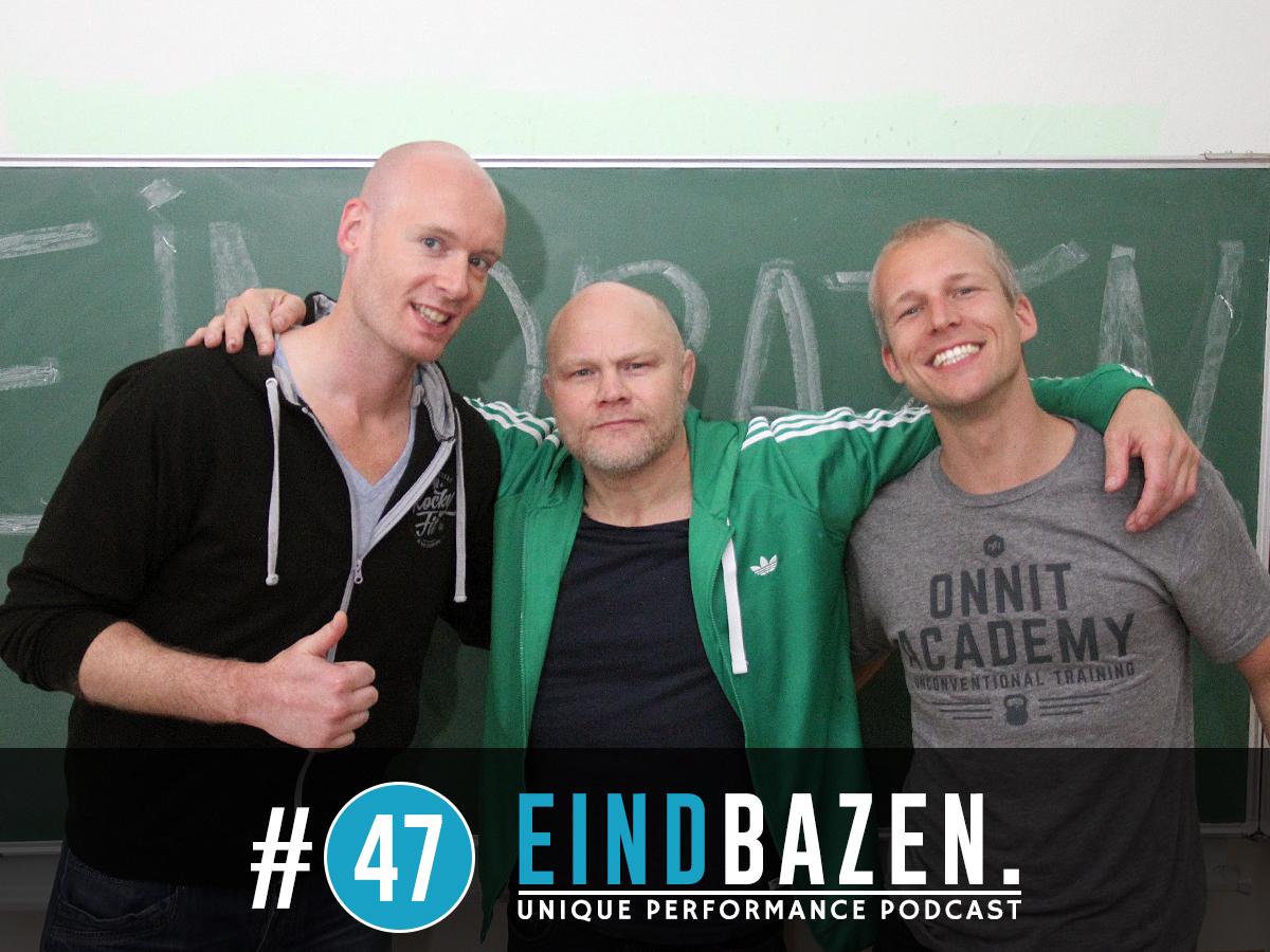 Podcast#47 bob schreiber aankondiging